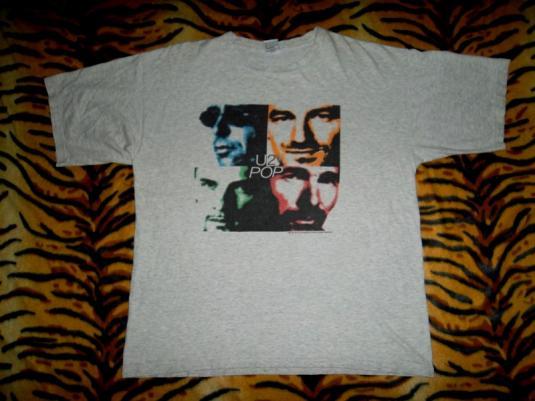 U2 1997 POP MART CONCERT TOUR