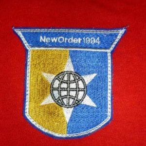 New Order 1994 Long Sleeve Jersey T-shirt