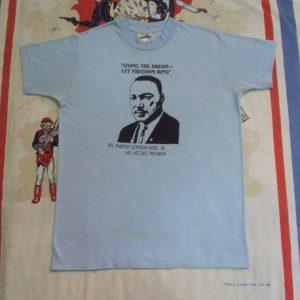 VINTAGE 60'S DR MARTIN LUTHER KING JR T-SHIRT