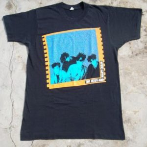 VINTAGE THE JESUS AND MARY CHAIN 1989 TOUR T-SHIRT