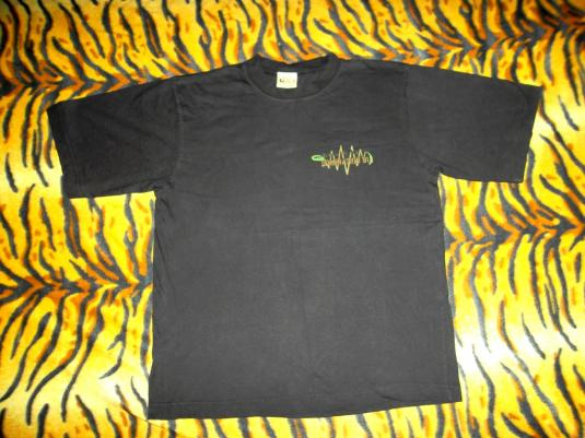 DEBORAH HARRY 1991 DOMINATION U.K TOUR T-SHIRT BLONDIE