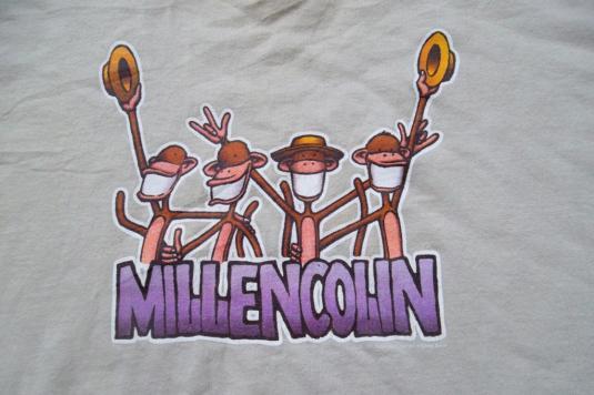 VINTAGE MILLENCOLIN 1997 PROMO TOUR T-SHIRT