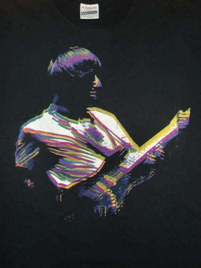 Paul Weller 3D 1992 tour T-shirts