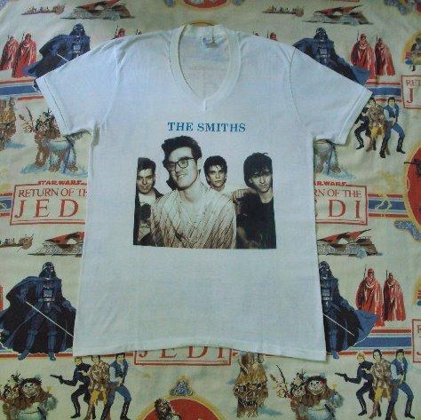 Rare Vintage The Smiths V Neck T-shirt