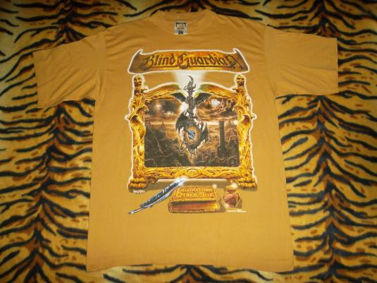 BLIND GUARDIAN 1995 TOUR CONCERT T-SHIRT