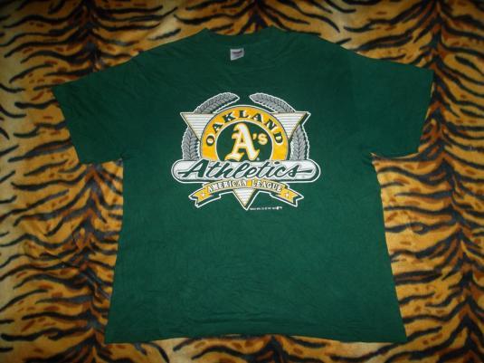 1991 Oakland Athletics American Major League Baseball Team