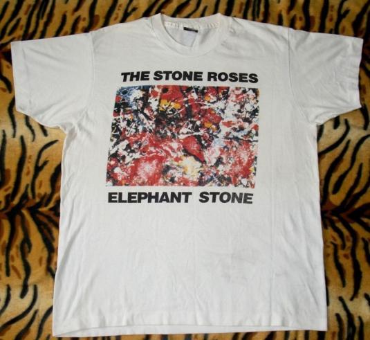 Vintage The Stone Roses Elephant Stone Promo T-shirt