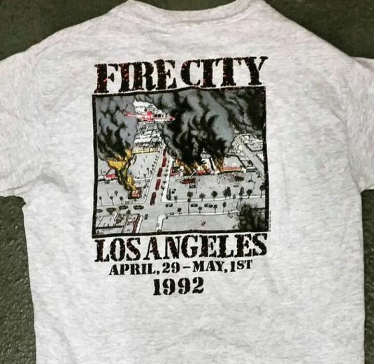 Los Angeles Riots T-Shirt