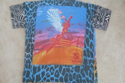 Santana T-Shirt 20+ years old, Never Worn