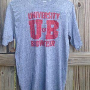 University of Budweiser