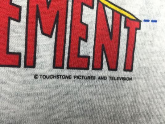 Vintage 90s Home Improvement TV Show Sitcom Tools T-Shirt L