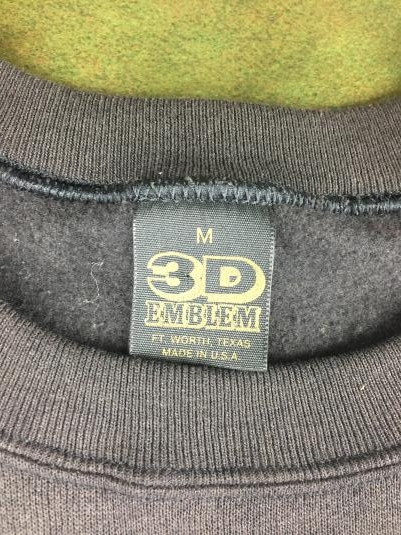 Vintage 1992 3D Emblem Smith & Wesson Sweatshirt