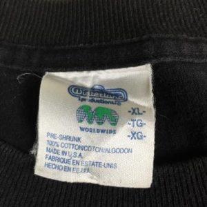 Vintage 1994 Pantera Far Beyond Driven Concert Tour T-Shirt