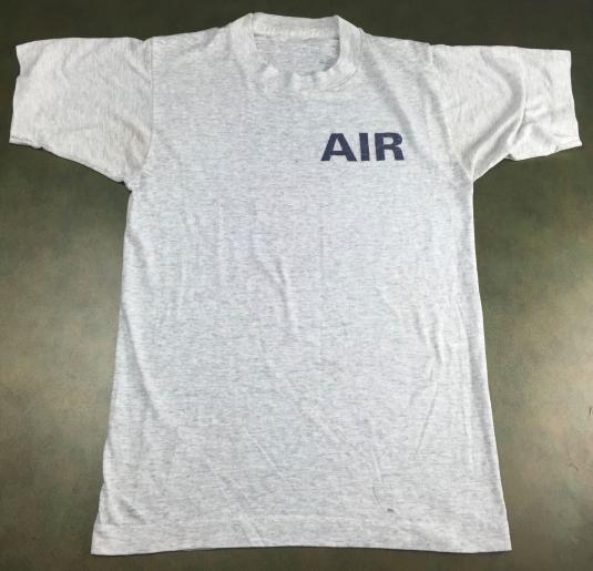 True Vintage 80s Nike Air Jordan Max Swoosh Thin T-Shirt