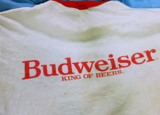 BUDWEISER – A – KING OF BEERS