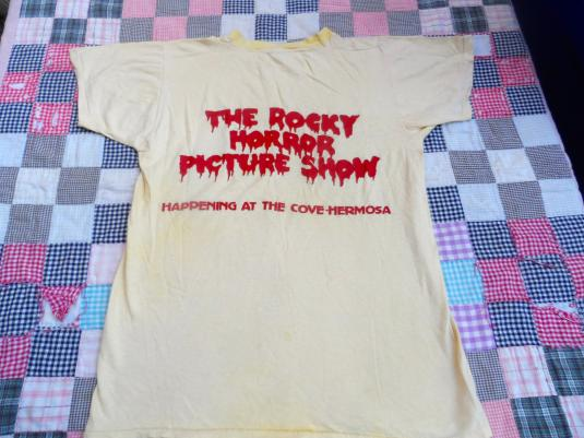 Rocky horror picture show at the cove Hermosa