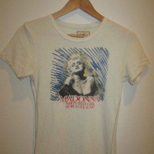 Vintage Madonna Tour Tee