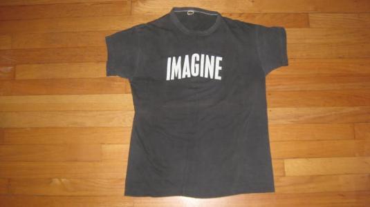 1970/71 Lennon Imagine shirt