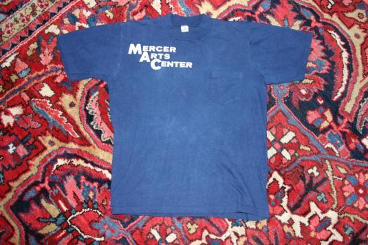 Mercer Arts Center 1970/71