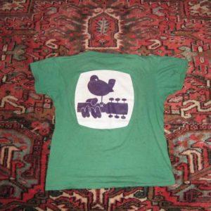 1969 Woodstock Crew t shirt