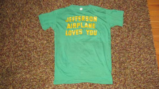 1968 jefferson Airplane Loves You