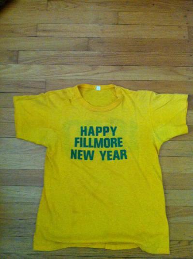 1970 Fillmore East New Years Eve