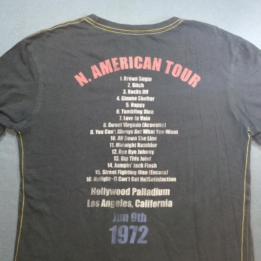 The Rolling Stones 72 Tour