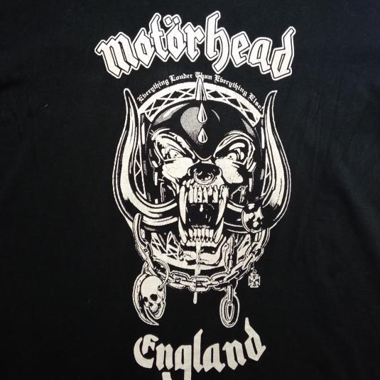 Vtg Motorhead
