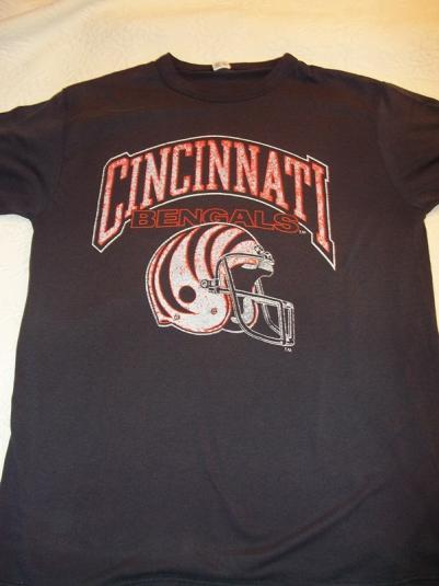 Cincinnati Bengals 90's Vintage T-Shirt