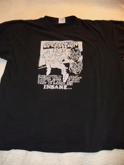 Operation Ivy 1989 Vintage T-Shirt