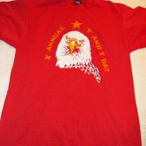 Eagle T&T Day Vintage T-Shirt