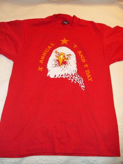 Eagle T&T Day Vintage T-Shirt