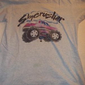Skycrusher Vintage Hot-Air Balloon T-Shirt