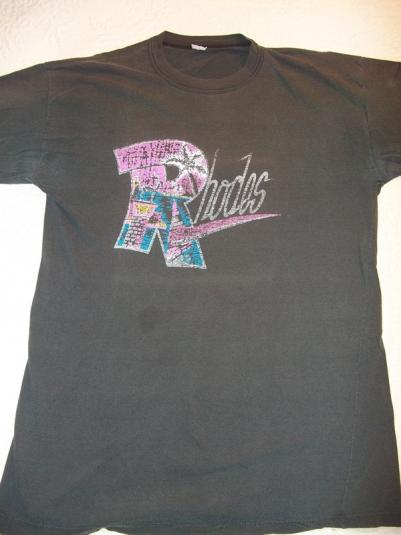 Rhodes Vintage T-Shirt