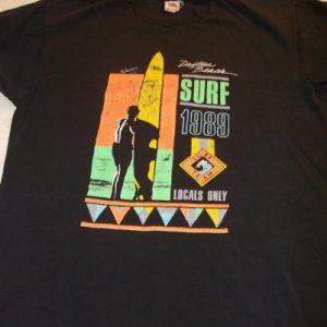 Daytona Beach 1989 Surf