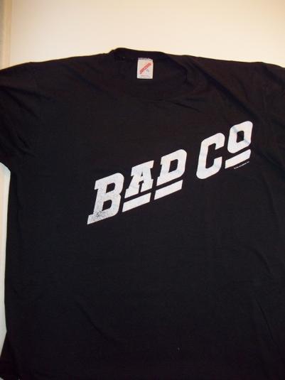 Bad Company 1988 Vintage T-Shirt