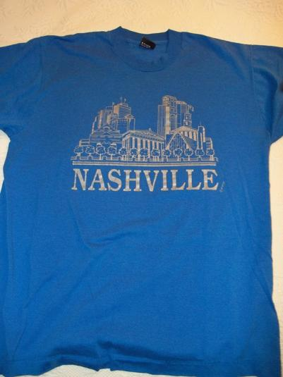 Nashville 80's Vintage T-Shirt