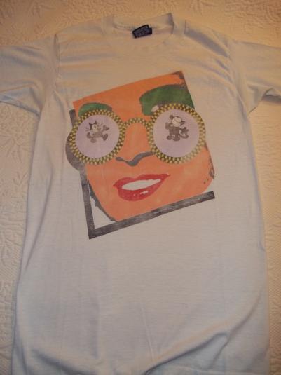 Felix the Cat 1984 Vintage T-Shirt