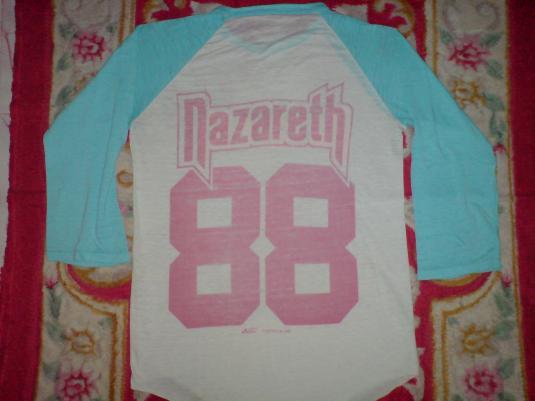 vintage nazareth band late 80's