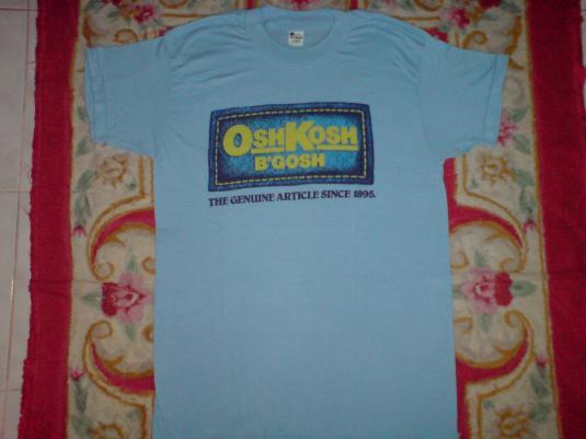 vintage OSH Kosh