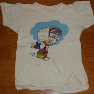70's era Budweiser 'Bud Man' shirt