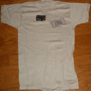 Led Zeppelin 'In Through the Out Door' promo shirt