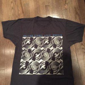 1989 Rolling Stones Toronto Shirt
