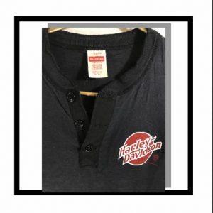 1982 Harley Davidson Tshirts