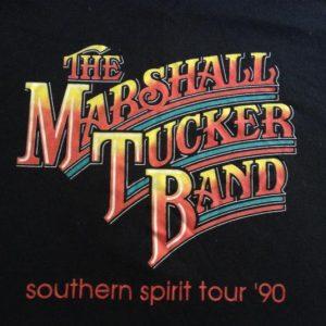 "Marshall Tucker ""Southern Spirit Tour '90"" Never Worn"