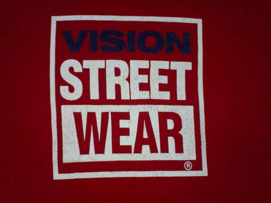 VINTAGEVISION STREET WEAR