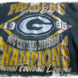 gReen bay packeRS 1995