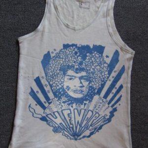 Late 60s Jimi Hendrix VTG Tank Top T-Shirt