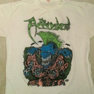 The Accused Martha Sucks Brains Thrash Metal Punk 1988