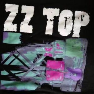 ZZ Top tour T-shirt i